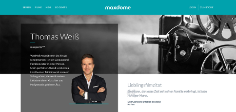 Maxdome Tv App